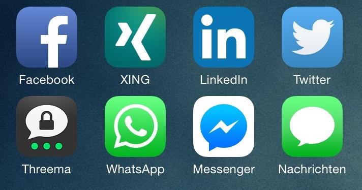 Mobile Messenger als zusätzlicher Kanal in der PR (B.Wuttig)